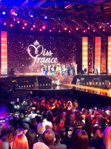 election miss france Interview
