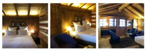 hotel Hameau Albert 1er chamonix 5 etoiles