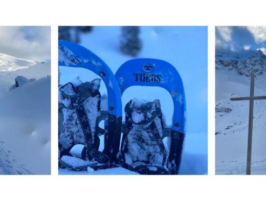 ando raquettes alpes queyras sortie hiver ski