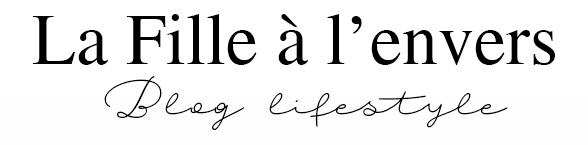 la fille à l'envers logo site lifestyle