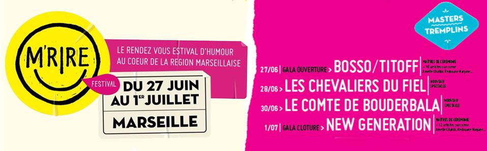 M'Rire Festival humour