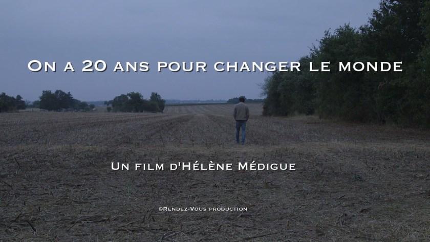 On a 20 ans pour changer Le Monde - Soirée d'avant première