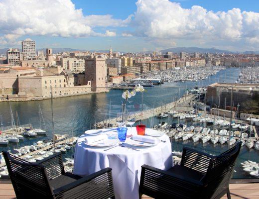 sofitel Marseille Restaurant les 3 forts