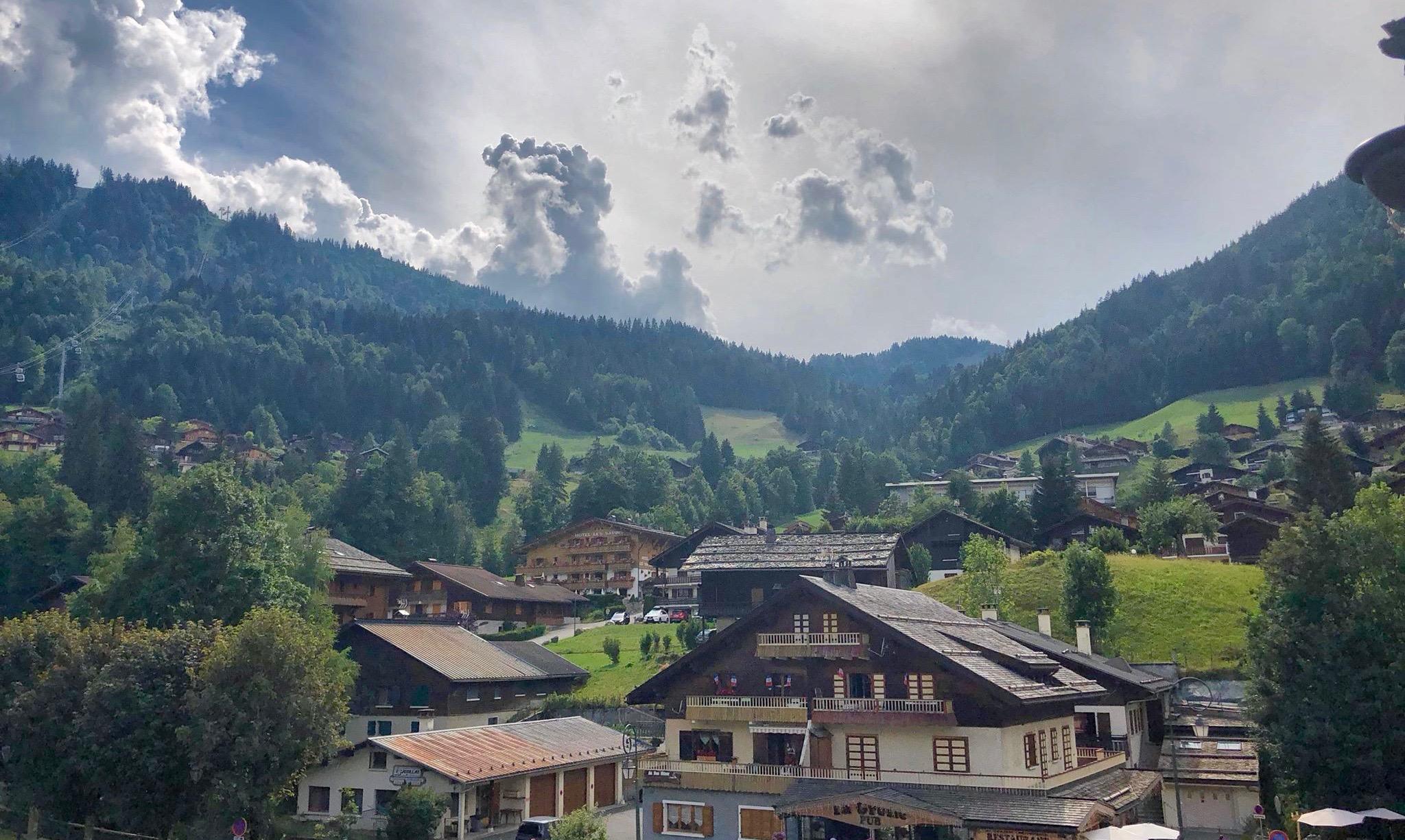 hotel au coeur du village 5 etoiles la clusaz
