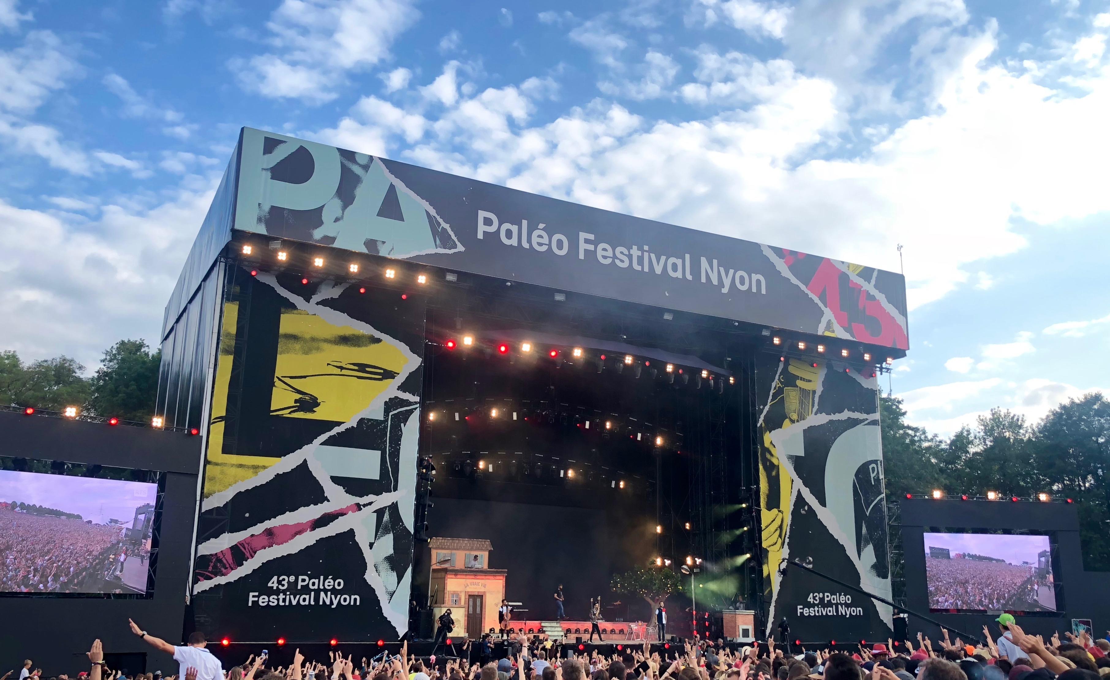 paleo festival suisse