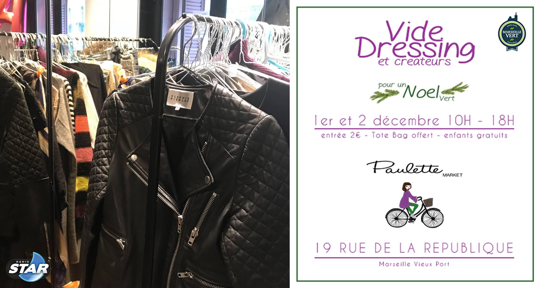 Vide Dressing de Noël by Paulette Market